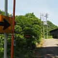 旧国道148号線