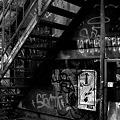 Photos: 13階段のあるアパート