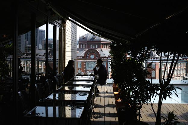 赤レンガの駅舎~TOKYO STATION