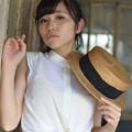 Photos: ~ サイン ~ 仁藤りささん@WALL PAPER model撮影会