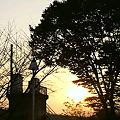 Photos: 夕焼けなう。