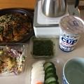 Photos: 東広島市、白牡丹、とくでめ屋湯田温泉駅前店(仮)お好み焼き