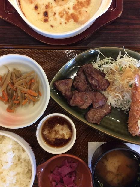 image柳井市、ガストステーキお好み和膳、海老ドリア