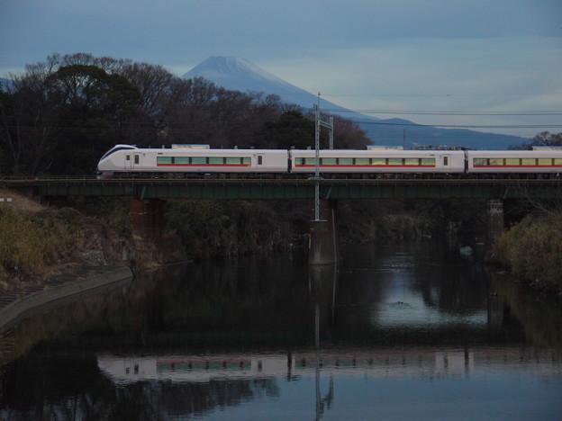 E657系 甲種@黄瀬川