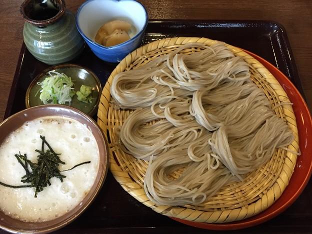 そば処 千成(長野市戸隠)