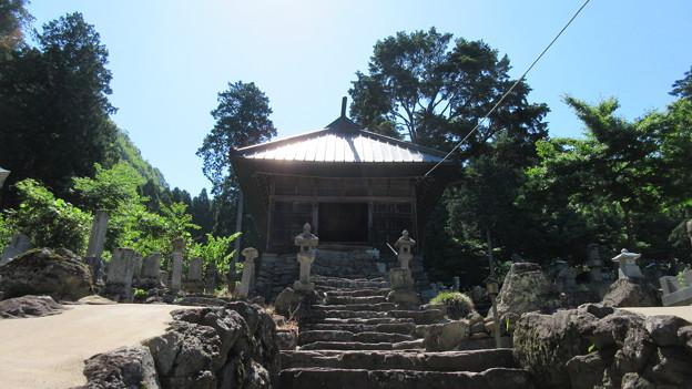 岩松院(長野県上高井郡小布施町)