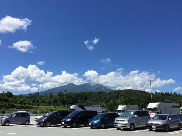 Photos: 八ヶ岳パーキングエリア 赤岳亭(中央道下り 八ヶ岳PA)