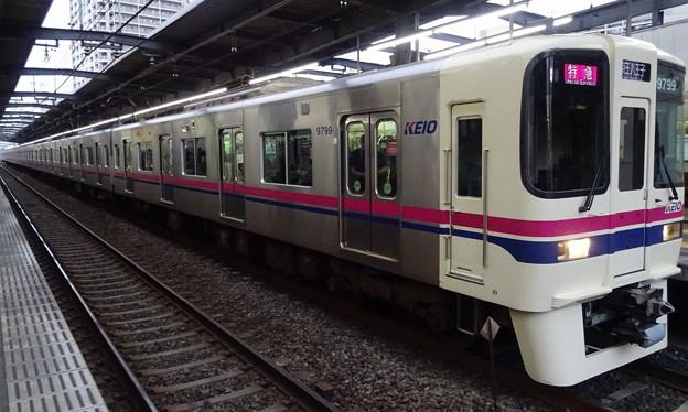 京王線系統9000系(第82回日本ダービーの帰り)