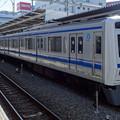 西武鉄道6000系(快速急行元町・中華街行き)