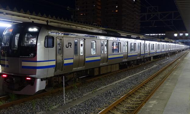JR東日本横浜支社E217系 内房線快速(総武快速・横須賀線直通)
