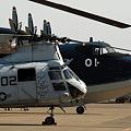 写真: CH-46E US-2