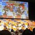 ステージでは各球団のブース紹介が始まりました。