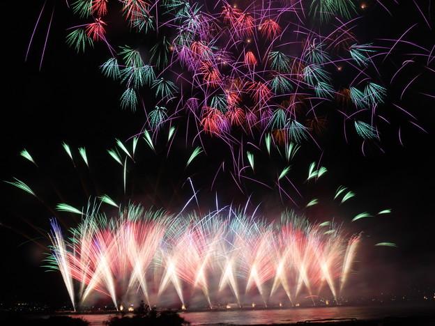 2015 第33回全国新作花火競技大会 【ミュージックスターマイン】