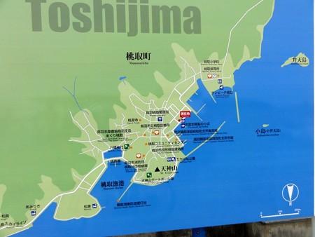 tousisima_sanbeach_momotori_map