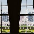 Photos: 窓越しの風景