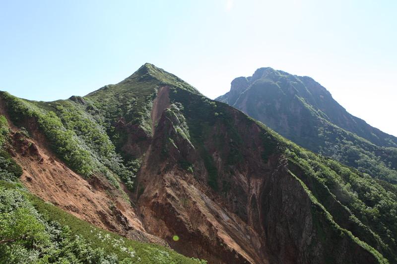 IMG_3349八ヶ岳(赤岳・横岳・硫黄岳)