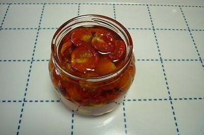 1150730-4  ドライトマトのオリーブオイル漬け
