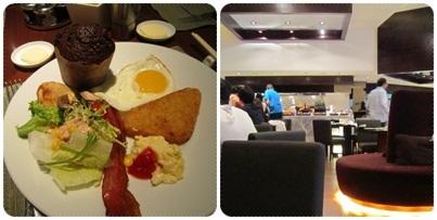 20111001 【香港】ホテル朝食