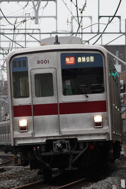 9101F 東武練馬~下赤塚.