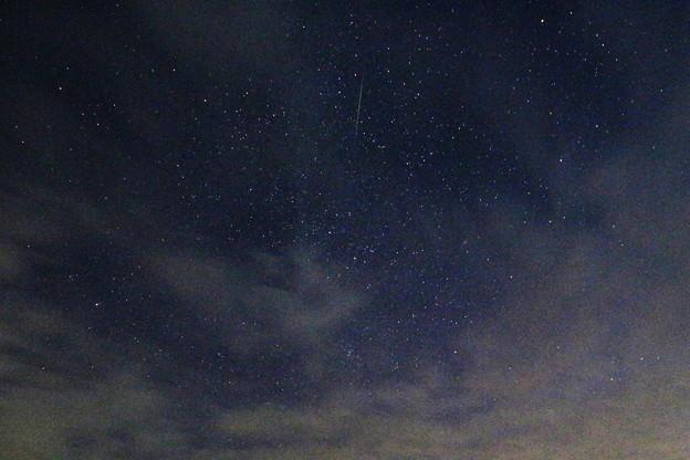 流星とアンドロメダ