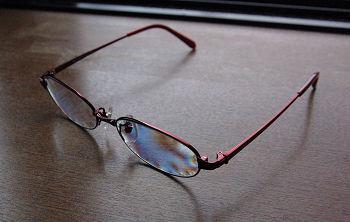 新しいメガネs