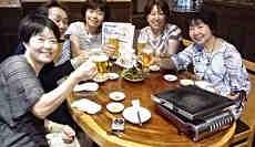韓国家庭料理 オンドルにてs