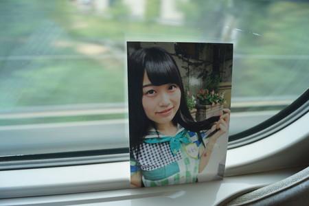 東海道新幹線の車窓0009