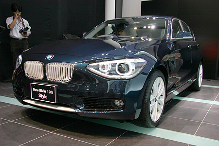 2代目 BMW 1シリーズ 1