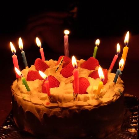 アンシャンテのケーキ