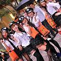 写真: 川崎ハロウィン仮装パレード2011・・逮捕してください