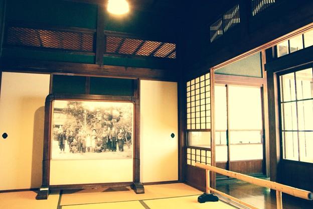 日本の良き民家の部屋。。川崎市日本民家園6月28日