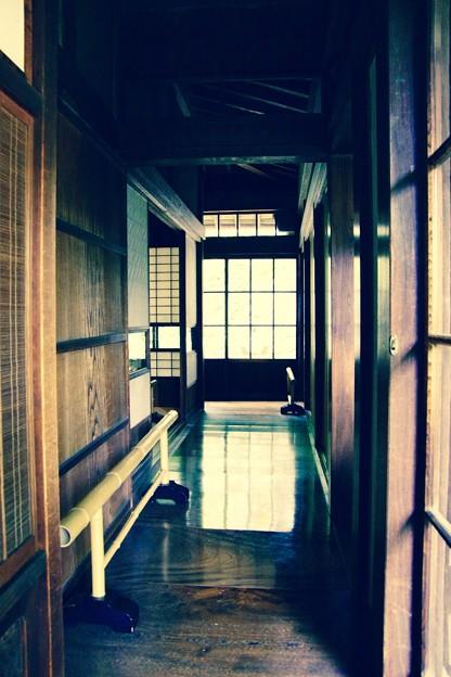 幼き時代に田舎の家。。川崎市日本民家園6月28日