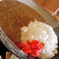地鶏カレー(道の駅・あらぎの里【和歌山】)