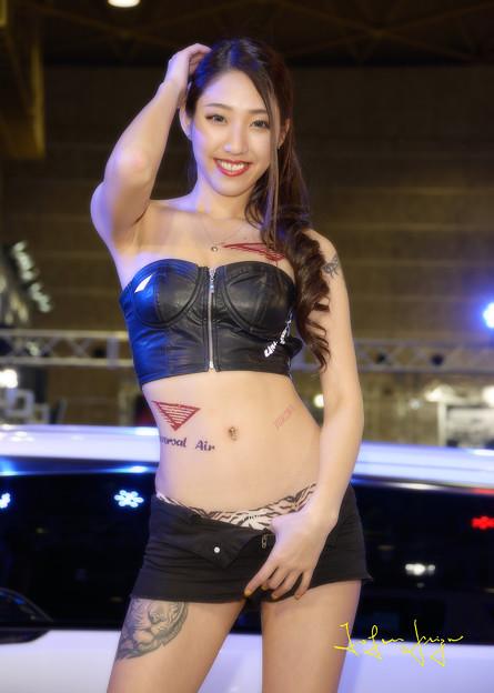 写真: yurinaNアップ2L
