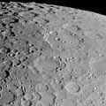写真: 月面南部(ティコ~クラヴィウス)