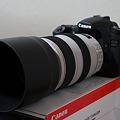 写真: EF70-300mm F4-5.6L IS USM