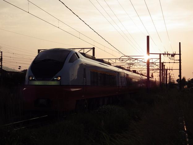E751系特急つがる8号