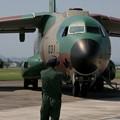 2006年 第402飛行隊 C-1