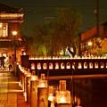 日本の夏・・・ペリーロードの夜・・・