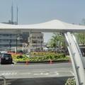 Photos: 【看板撮りに秋葉原へ8】足立区役所のバス停からの景色