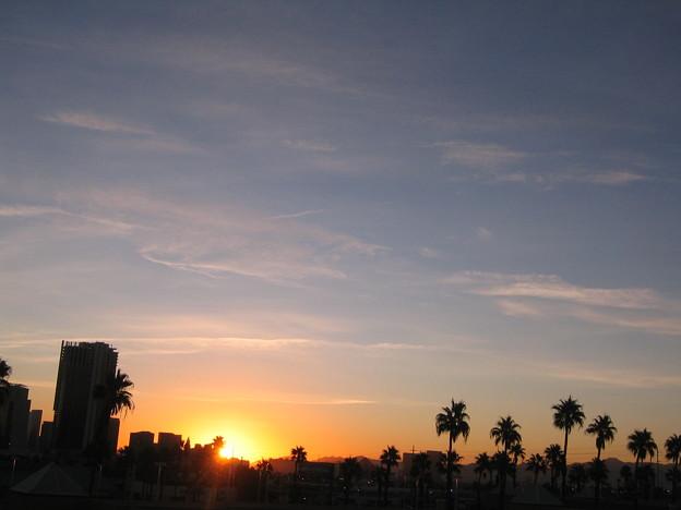 New Year Sunrise 2012-1-1 0658