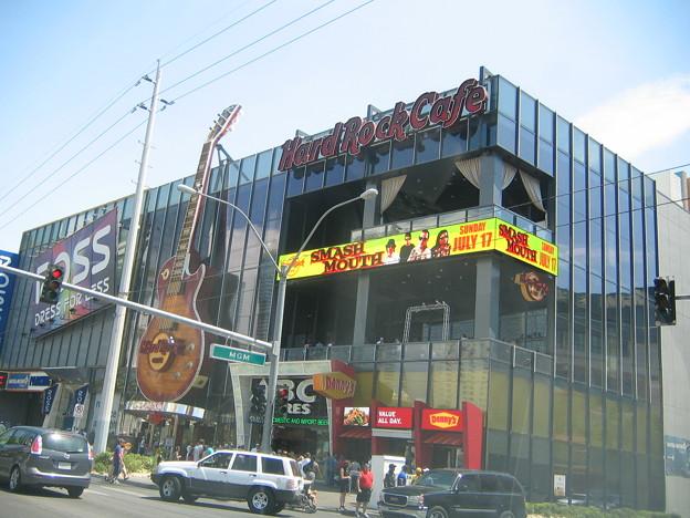 Hard Rock Cafe 7-8-11 1140