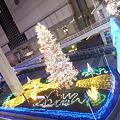 立川駅そばのクリスマスツリーその2