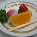 Photos: 晩御飯デザート