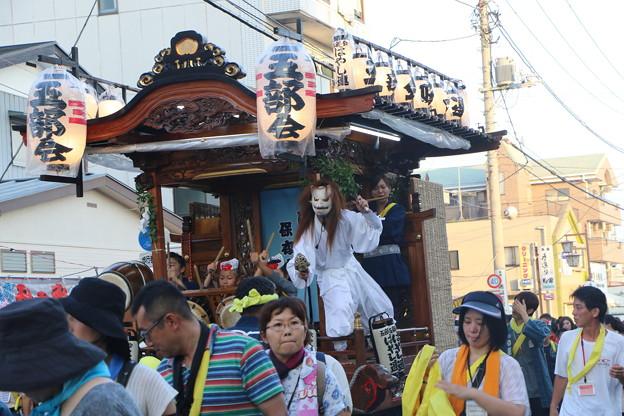 上溝夏祭り(1)