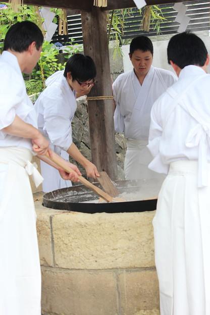 27.7.6御釜神社藻塩焼神事(その2)