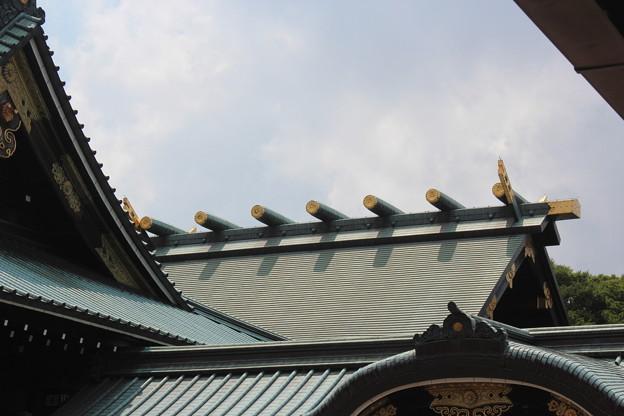 27.8.16靖國神社本殿