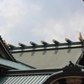 写真: 27.8.16靖國神社本殿