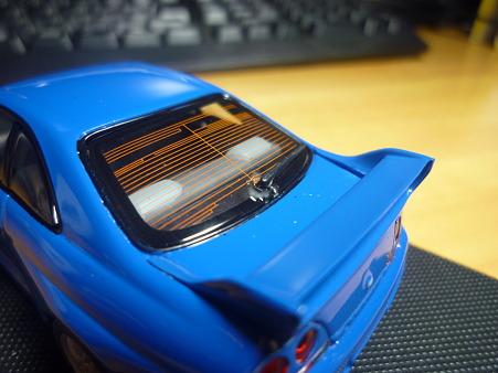 NISSAN SKYLINE GT-R R33 Vspec 1995