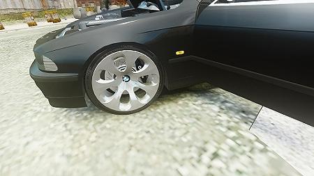 GTAIV BMW 530I E39 7